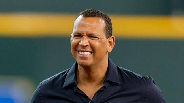 """Former <a class=""""link rapid-noclick-resp"""" href=""""/mlb/teams/mia"""" data-ylk=""""slk:Marlins"""">Marlins</a> president David Samson said there """" <span>was no possible way anyone could be worse for your team"""" than A-Rod at the end of his playing career. (Getty Images)</span>"""