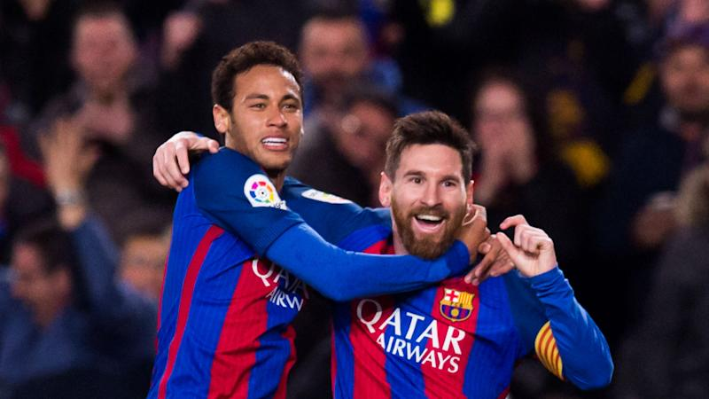 Messi is Barca and Barca is Messi - Neymar confident over star's Camp Nou stay