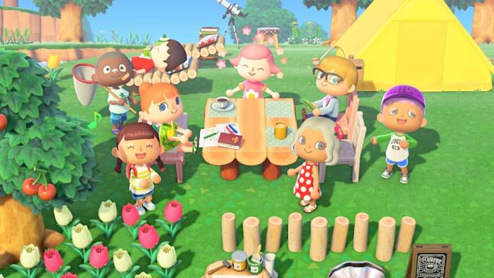 """""""Animal Crossing: New Horizons"""" gives us a virtual space to be together."""