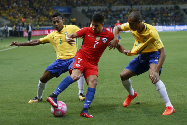 Chile caught cold: Alexis Sanchez won't be going to the World Cup