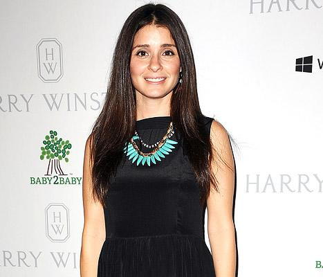 Shiri Appleby Names Baby Daughter Natalie Bouader Shook