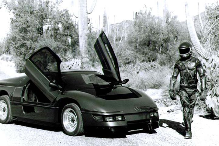 Movie Cars For Sale >> One Of The Coolest Movie Cars You Don T Remember Is For Sale