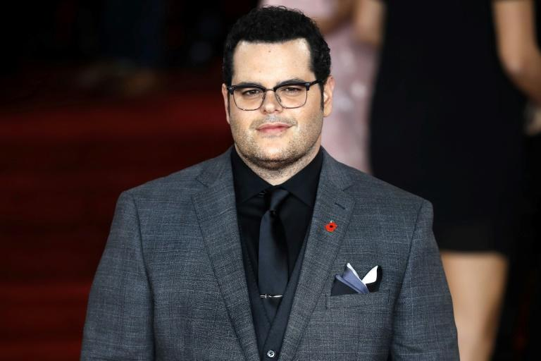 "US actor Josh Gad, shown here earlier this month, is set to return as lovable snowman Olaf in a new Disney short, ""Olaf's Frozen Adventure"""