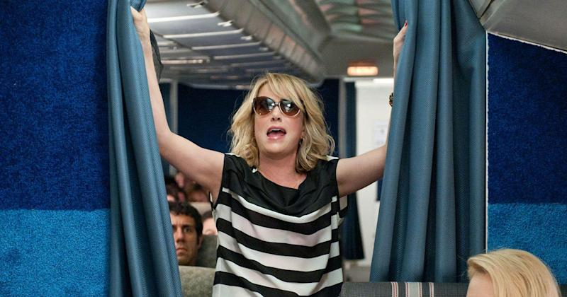 There are some surefire ways to get removed from a flight: Universal Pictures
