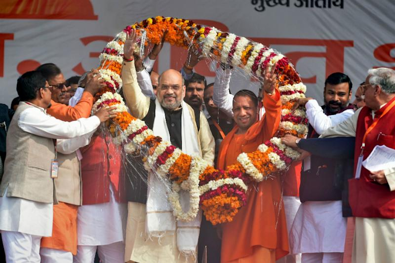 'CAA to Stay, Those Protesting Can Continue': In Lucknow, Amit Shah Says Govt Won't Back Down
