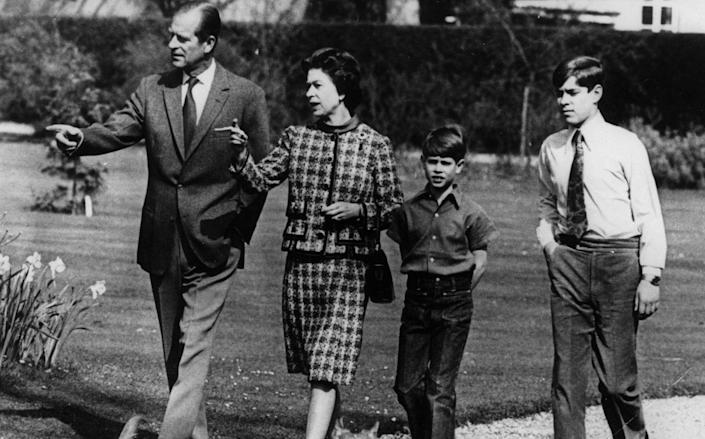The Queen is especially fond of Frogmore House