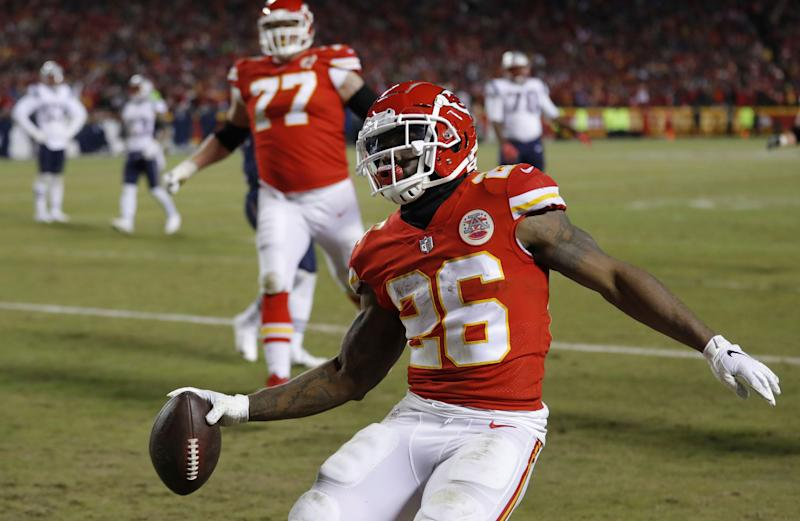 size 40 fbe47 0ce66 Will the Chiefs continue to lean on Damien Williams? Should ...
