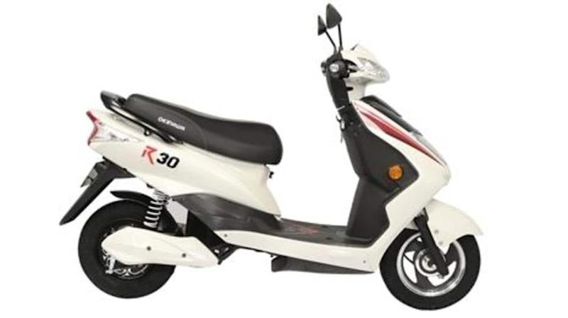 Okinawa launches R30 electric scooter in India at Rs. 59,000