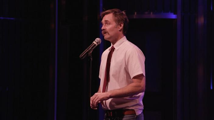 """Will Forte in """"The Groundlings Theatre 45th Anniversary Show."""" <span class=""""copyright"""">(The Groundlings Theatre)</span>"""