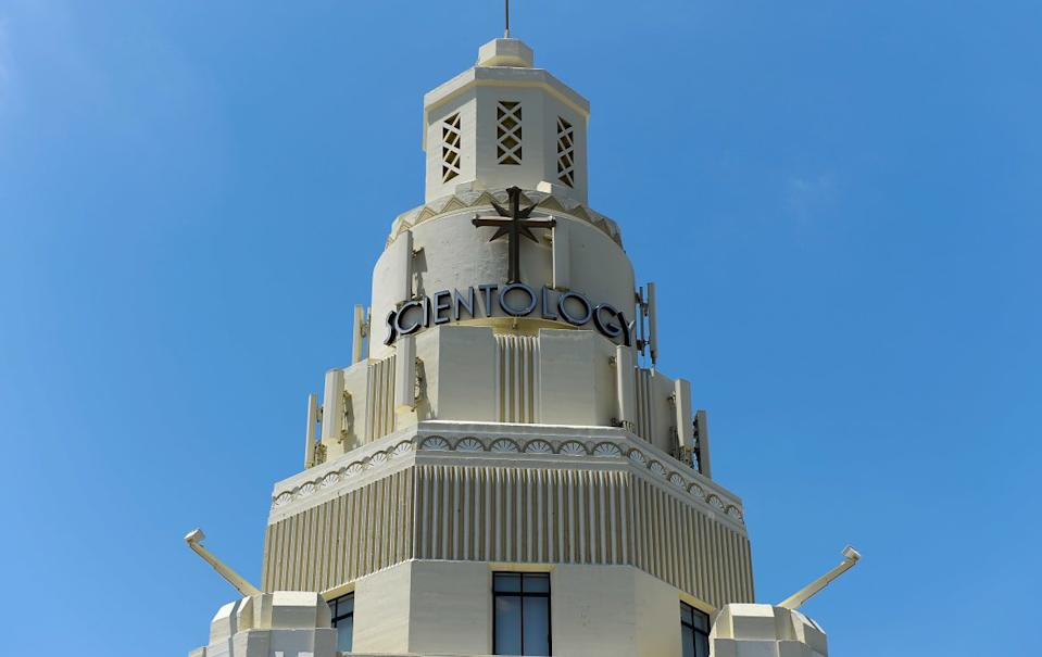 """<div class=""""inline-image__caption""""><p>The Church of Scientology community center in South Los Angeles on June 5, 2013, in Los Angeles, California.</p></div> <div class=""""inline-image__credit"""">Kevork Djansezian/Getty</div>"""