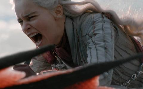 Short on strategy and survivors, Daenerys may finally be pushed one step too far - Credit: HBO