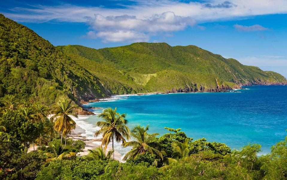 Cruise passengers can enjoy easily accessible, decent beaches in St Croix - Christian Wheatley