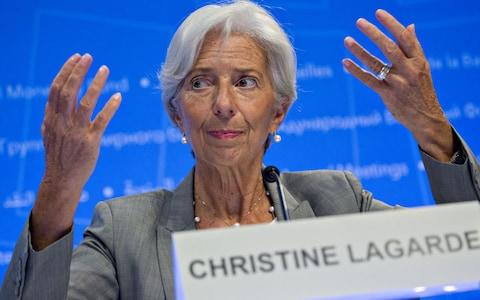 The head of the International Monetary Fund said that settling Brexit ought to be a matter of 'people first and business second'