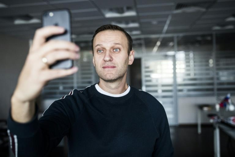 Alexei Navalny has already served three jail sentences this year for organising unauthorised anti-Putin protests