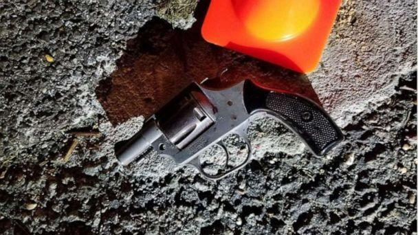 PHOTO: The New York Police Department recovered a .32-caliber revolver from a suspect who was involved in the deadly shooting of officer Brian Mulkeen on Sunday, Sept. 29, 2019. (New York Police Department)