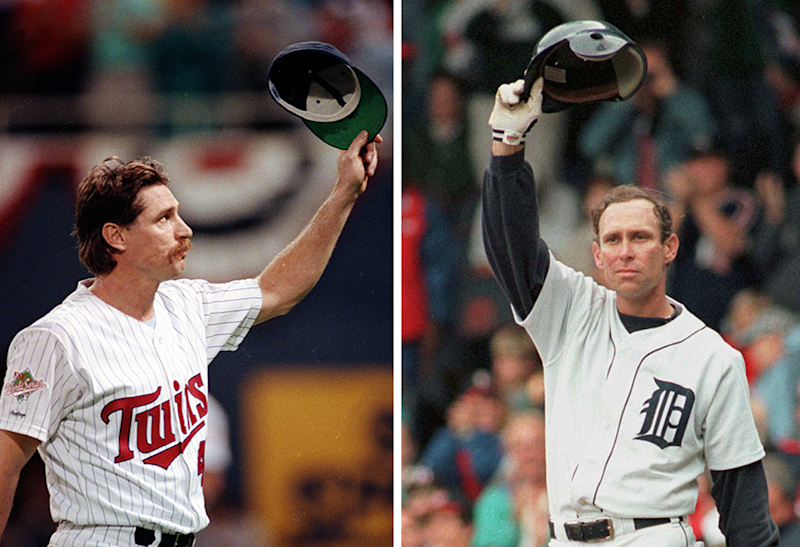 Former Tigers Morris, Trammell elected to Hall of Fame
