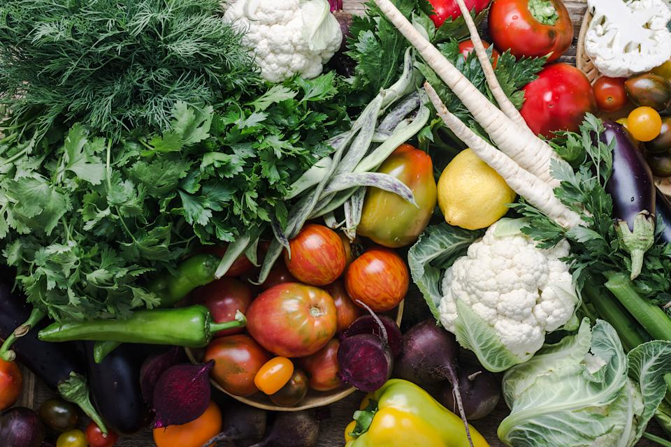 Get organic produce delivered to your house for Walmart's value prices. (Photo courtesy of Getty)
