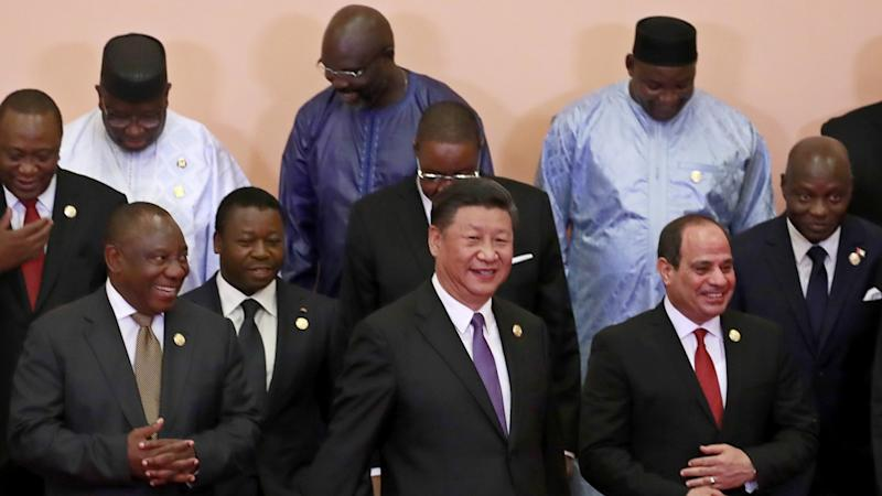 'No political strings attached': China doubles financial pledges to Africa and vows to waive debt for poorest nations