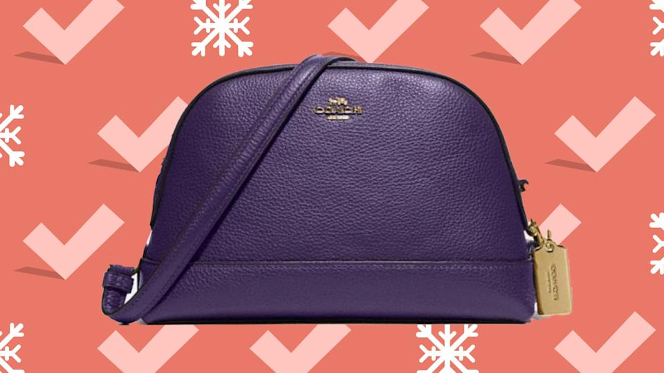 Crossbody bags are a staple in anyone's wardrobe.