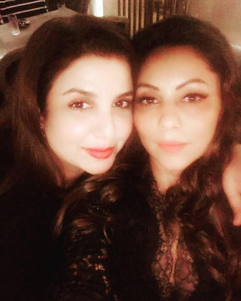 Inside Pics: Gauri Khan parties with friends at the opening of the restaurant designed by her