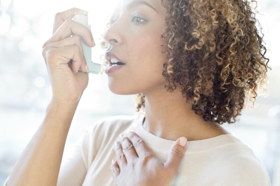 Asthma deaths have increased by 33% in the past decade. [Photo: Getty]