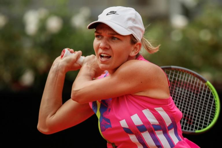 Halep thankful for French Open chance after virus upheaval