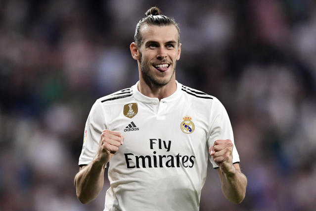 Gareth Bale scored as Real Madrid beat local rivals Getafe 2-0