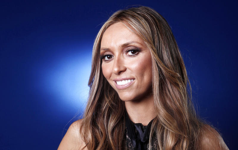 FILE - This April 2, 2012 file photo shows TV personality Giuliana Rancic in New York. Giuliana and her husband, Bill Rancic, welcomed son, Edward Duke, on Aug. 29 through the help of a gestational surrogate. (AP Photo/Carlo Allegri, file)