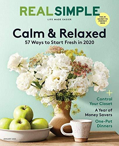 Real Simple magazine. (Photo: Amazon)
