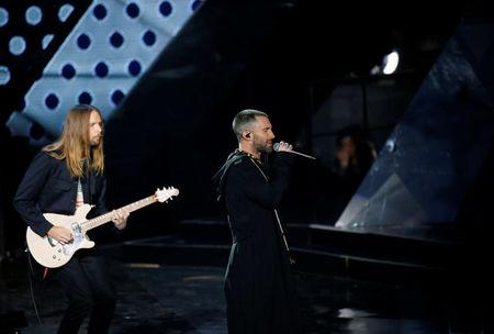 FILE PHOTO: 2018 iHeartRadio Music Awards - Show – Los Angeles