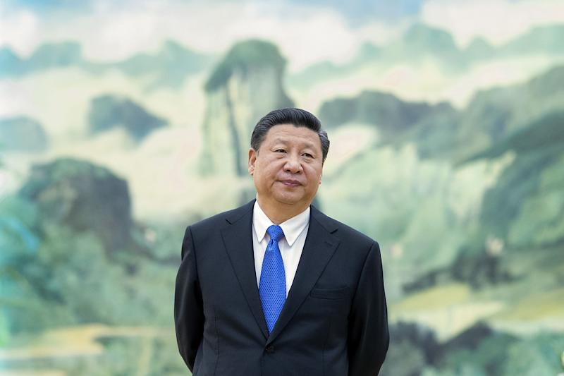 China's Xi Warns Party of 'Serious Dangers' as Risks Mount