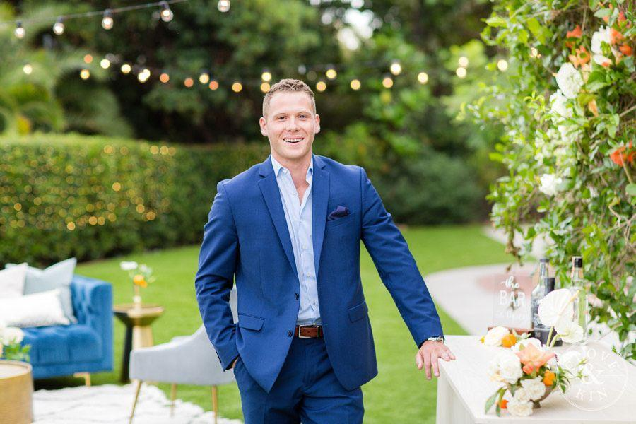 """<p>Anybody else think this shot looks like a wedding pic? Cody also resembles former <em>Bachelor </em>Sean Lowe. He works as an account manager for Zip Pak.</p><p><strong>Age: 27</strong></p><p><strong>Hometown: Montclair, NJ</strong></p><p><strong>Instagram: <a href=""""https://www.instagram.com/menkster_/"""" rel=""""nofollow noopener"""" target=""""_blank"""" data-ylk=""""slk:@menkster_"""" class=""""link rapid-noclick-resp"""">@menkster_</a></strong></p>"""