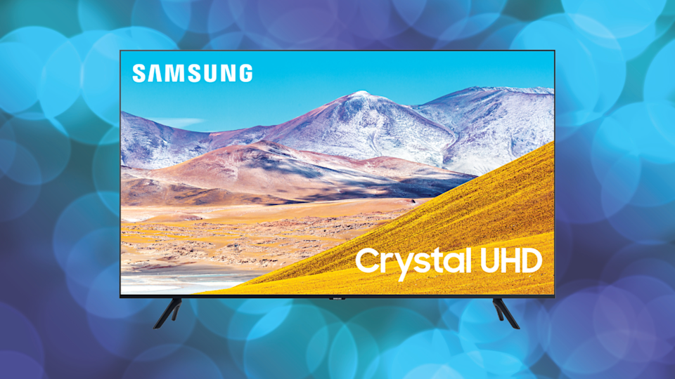 Save $502 on this Samsung 55-inch Class 4K Ultra HD Smart LED TV. (Photo: Walmart)