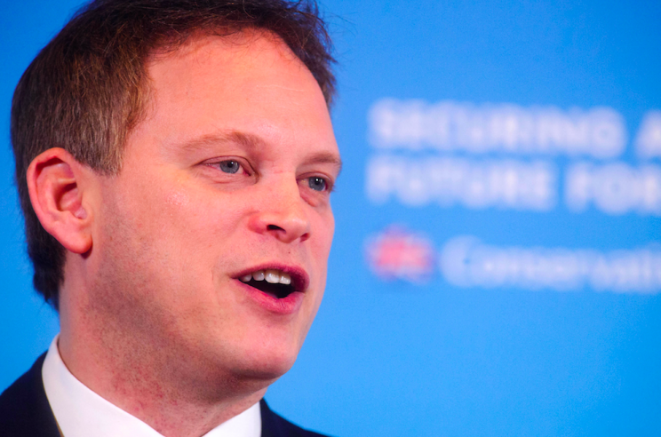 Tory MP Grant Shapps also criticised the manifesto (Picture: Rex)