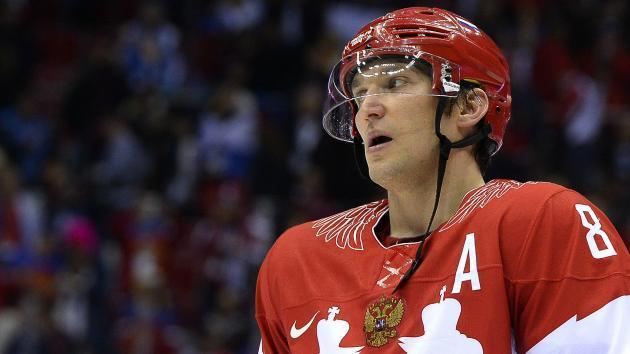 <p>Alex Ovechkin throws support behind Russian athletes in wake of Olympic ban</p>