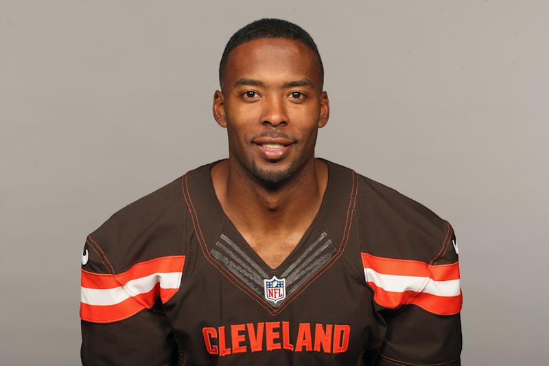 Andrew Hawkins announced that he's joining the New England Patriots. (AP)