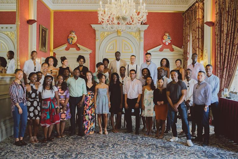 The Oxford Black Alumni Network