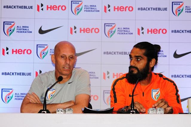 Kerala Blasters star Sandesh Jhingan captains India to a win over Mauritius in tri-nations football