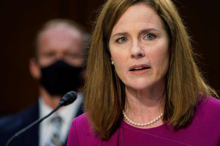 Judge Amy Coney Barrett, darling of the US religious right