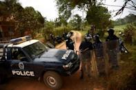 Ugandan tribal king arrested after clashes kill 55