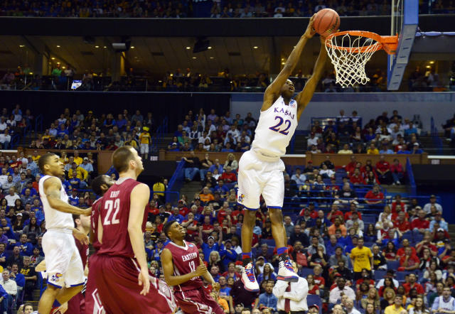 Kansas survives, advances and gets crucial experience in ugly win over Eastern Kentucky