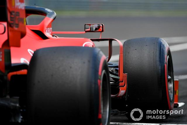 "Sebastian Vettel, Ferrari SF90 <span class=""copyright"">Mark Sutton / Sutton Images</span>"