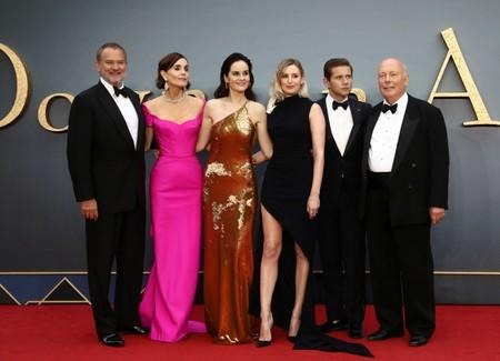 'Downton Abbey' cast feeling the pressure ahead of movie