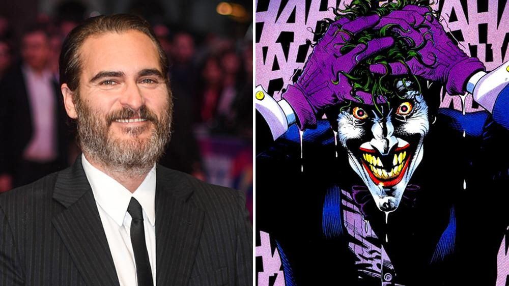 Joker Movie Circles Joaquin Phoenix for Mistah J