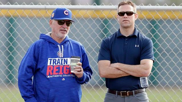 Luke Stuckmeyer and David Kaplan discuss Maddon entering the final year of his contract, plus Kelly Crull goes one on one with Maddon