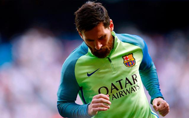 <span>Is tonight the night for Messi?</span>