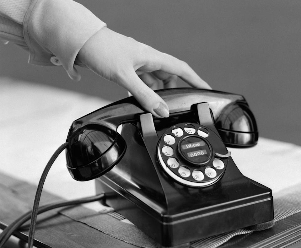 <p>If someone takes the time to leave you a voicemail, take the time to call him or her back.</p>