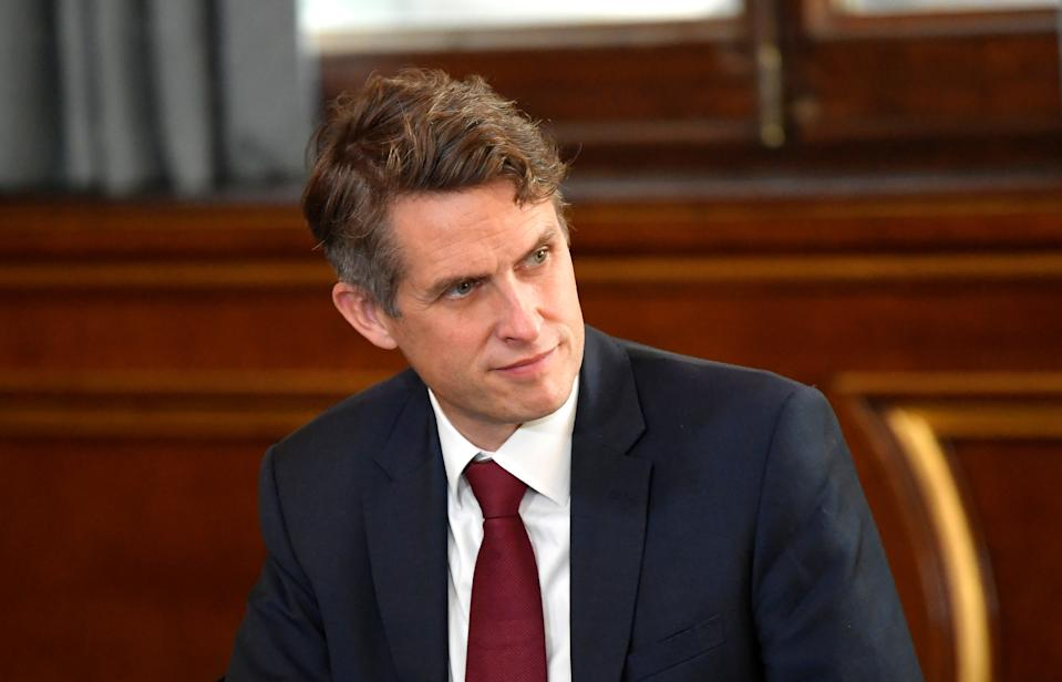 Education Secretary Gavin Williamson said schools will have time to roll out mass testing. (PA)