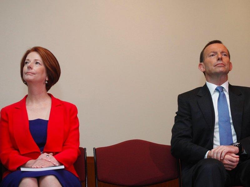 Abbott's approval rating sinks: poll
