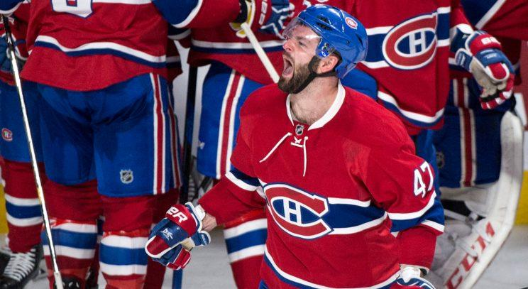 Rangers Even Up First-Round Playoff Series with Canadiens
